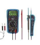Multimetre a skúšačky