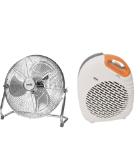 Ventilátory a ohrievače